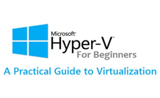 Sanallaştırma Teknolojisi Kursu (Hyper-V)